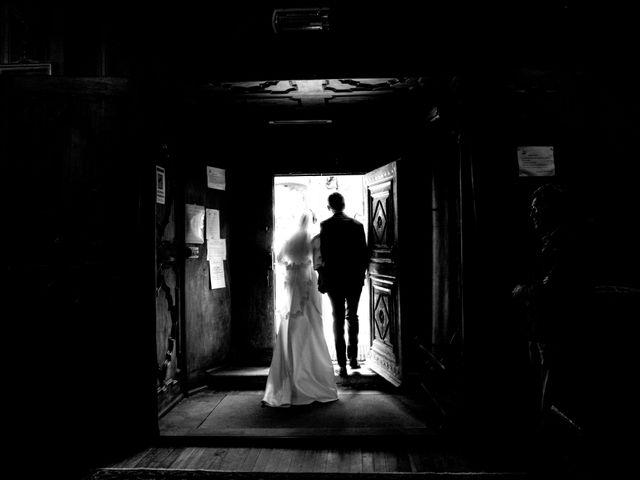 Il matrimonio di Aldo e Federica a Chiomonte, Torino 33
