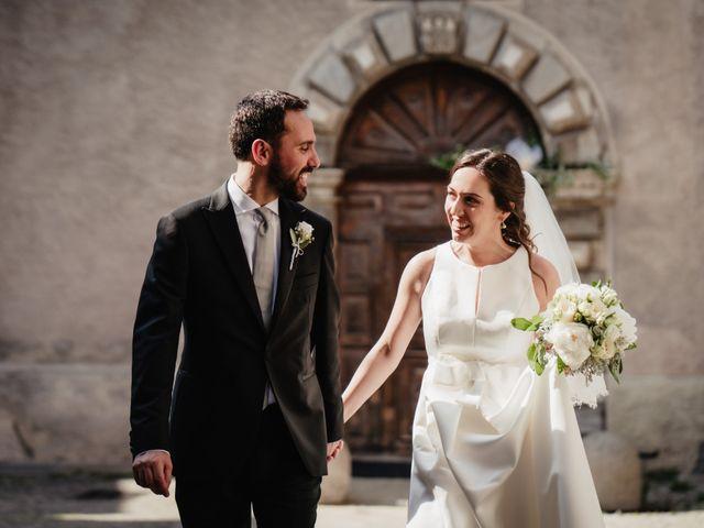 Il matrimonio di Aldo e Federica a Chiomonte, Torino 36