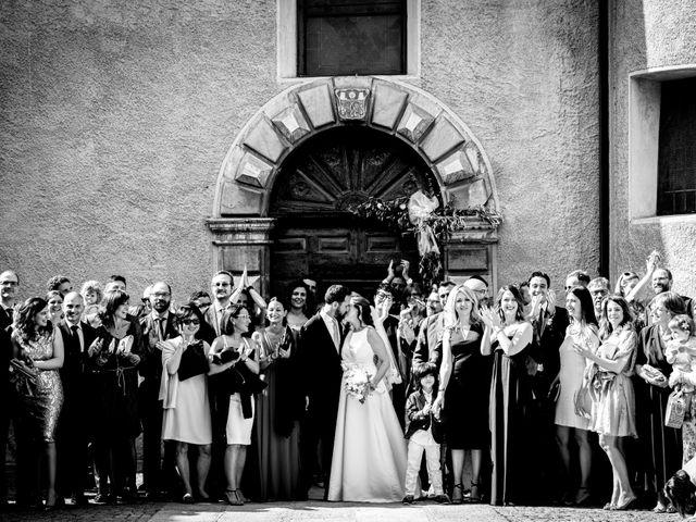 Il matrimonio di Aldo e Federica a Chiomonte, Torino 37