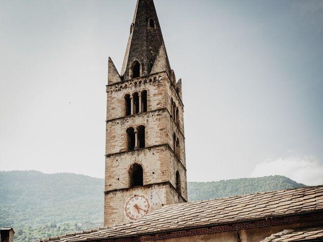 Il matrimonio di Aldo e Federica a Chiomonte, Torino 38
