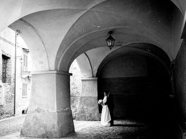 Il matrimonio di Aldo e Federica a Chiomonte, Torino 40