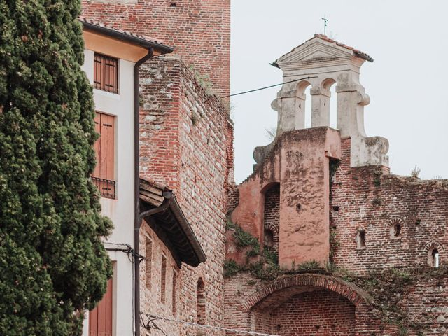 Il matrimonio di Giulia e Nicola a Quinto Vicentino, Vicenza 17