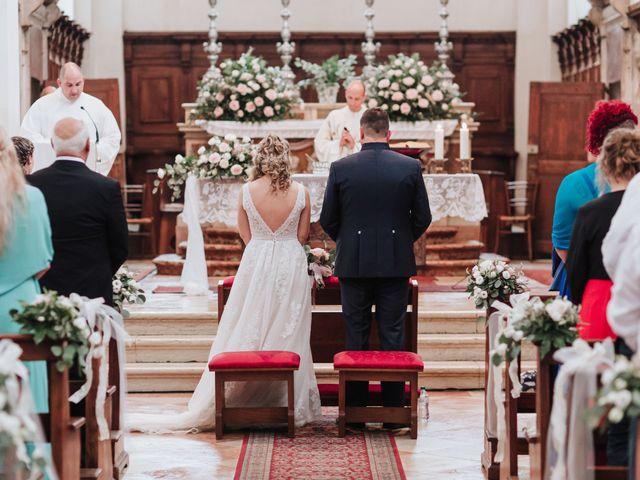 Il matrimonio di Giulia e Nicola a Quinto Vicentino, Vicenza 21