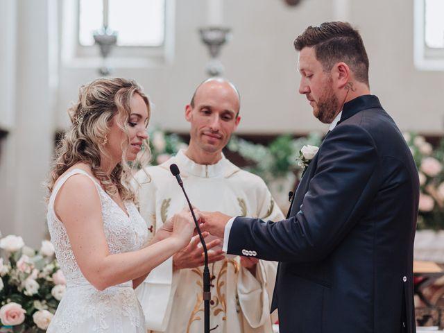 Il matrimonio di Giulia e Nicola a Quinto Vicentino, Vicenza 22
