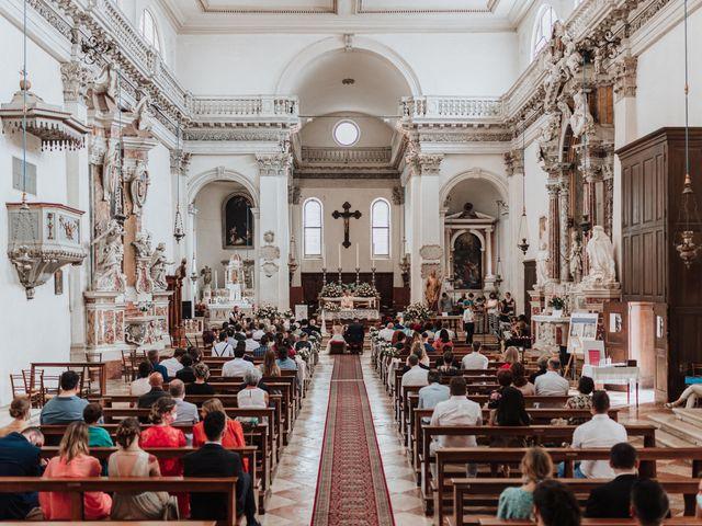 Il matrimonio di Giulia e Nicola a Quinto Vicentino, Vicenza 24