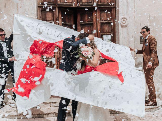 Il matrimonio di Giulia e Nicola a Quinto Vicentino, Vicenza 26