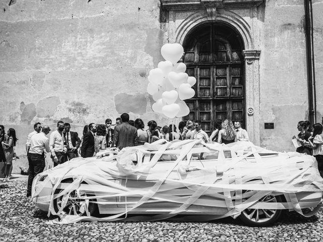 Il matrimonio di Giulia e Nicola a Quinto Vicentino, Vicenza 28