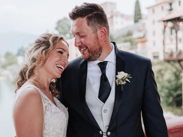 Il matrimonio di Giulia e Nicola a Quinto Vicentino, Vicenza 31