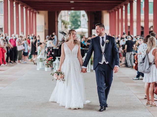 Il matrimonio di Giulia e Nicola a Quinto Vicentino, Vicenza 33