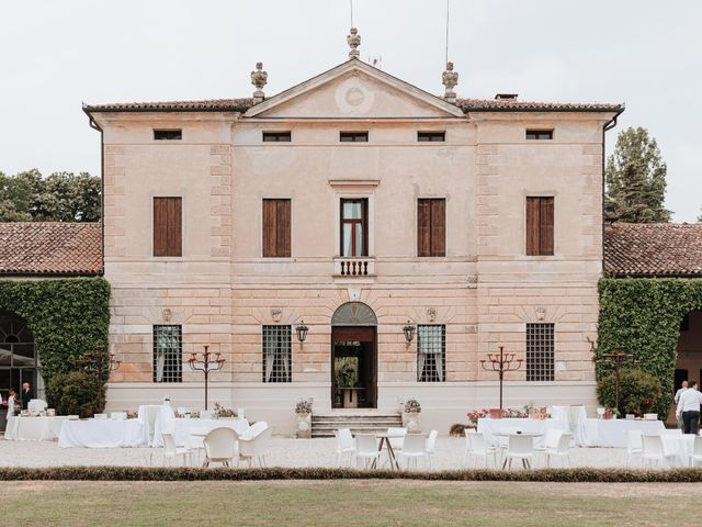 Il matrimonio di Giulia e Nicola a Quinto Vicentino, Vicenza 39