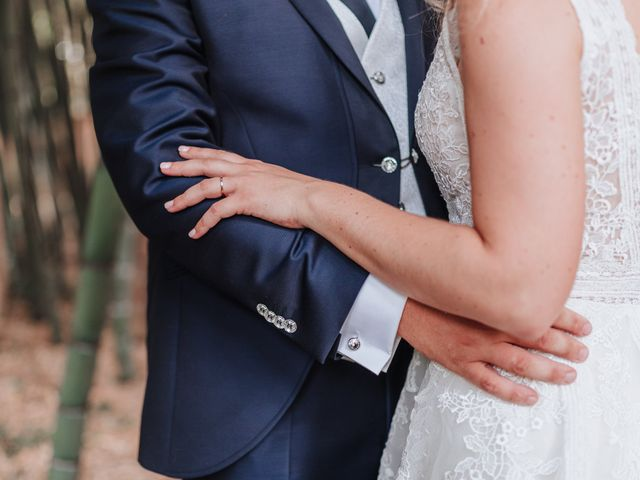 Il matrimonio di Giulia e Nicola a Quinto Vicentino, Vicenza 42