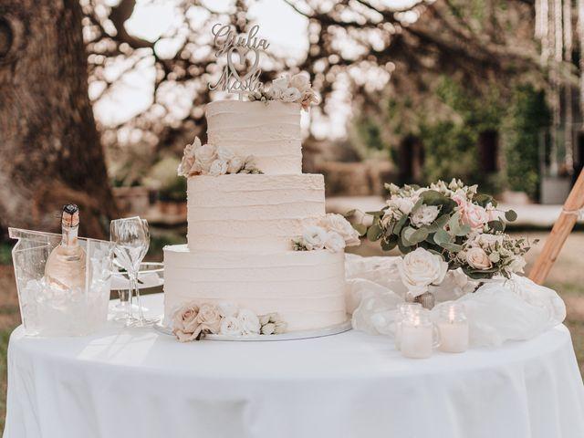 Il matrimonio di Giulia e Nicola a Quinto Vicentino, Vicenza 49