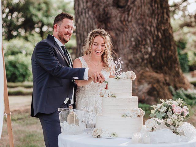 Il matrimonio di Giulia e Nicola a Quinto Vicentino, Vicenza 51