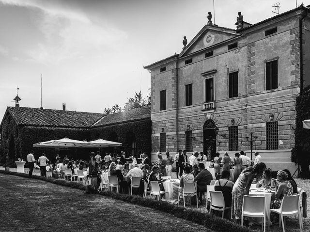 Il matrimonio di Giulia e Nicola a Quinto Vicentino, Vicenza 53