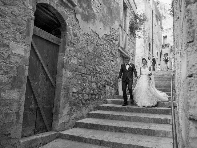 Il matrimonio di Francesco e Valeria a Ragusa, Ragusa 34