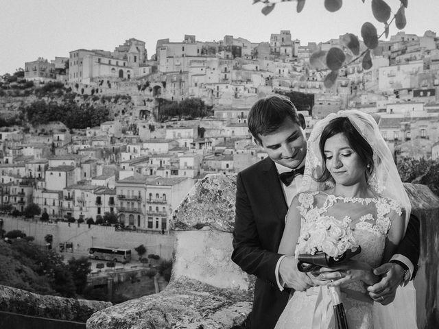 Il matrimonio di Francesco e Valeria a Ragusa, Ragusa 37