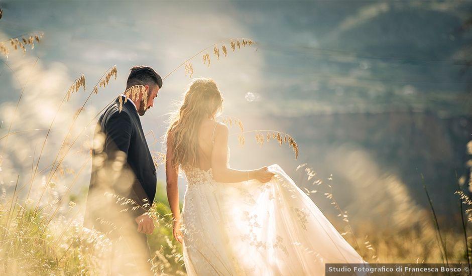 Il matrimonio di Fabio e Luisa a Alcamo, Trapani