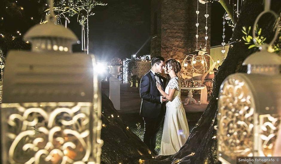 Il matrimonio di Domenico e Bianca a Qualiano, Napoli