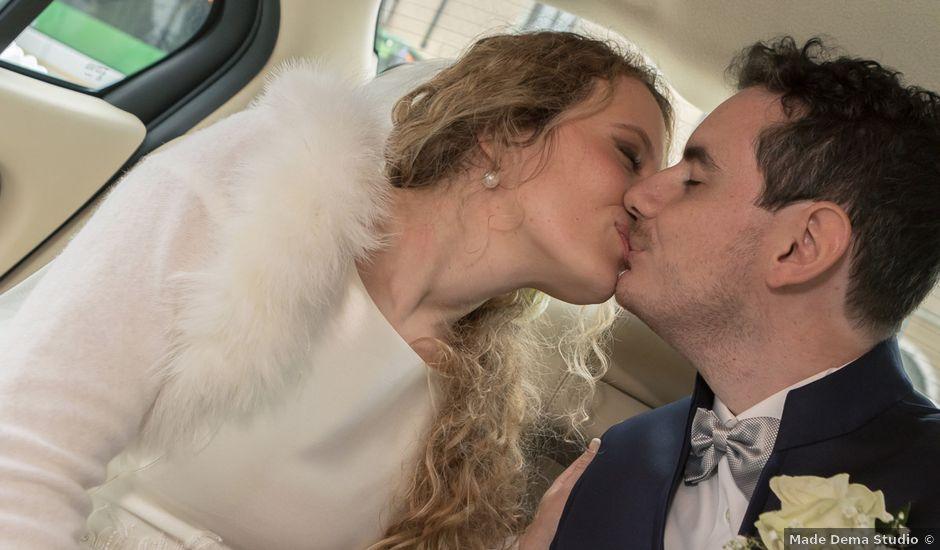 Il matrimonio di Matteo e Veronica a Milano, Milano