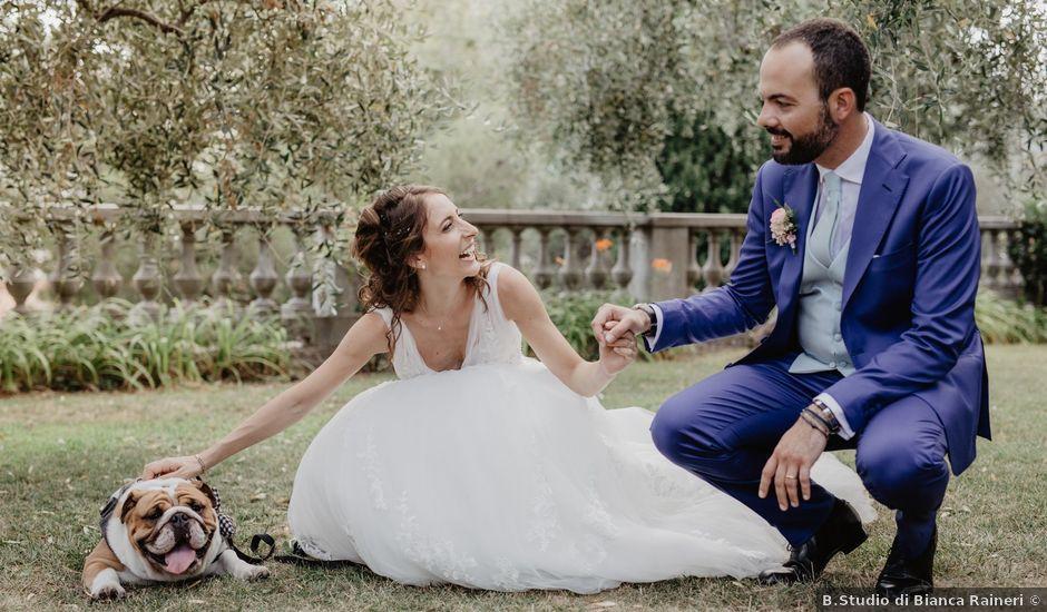 Il matrimonio di Luca e Silvia a Imperia, Imperia