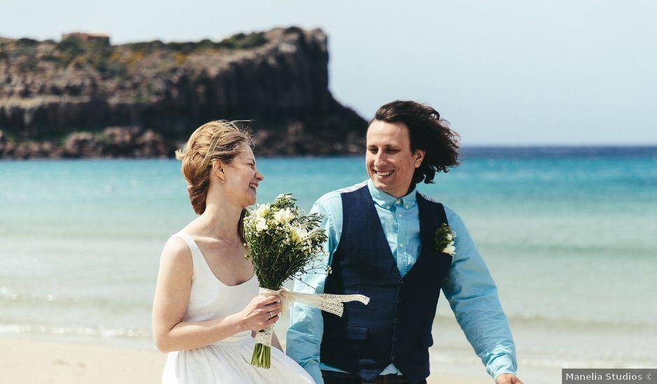 Il matrimonio di Stanislav e Nataliya a Carloforte, Cagliari