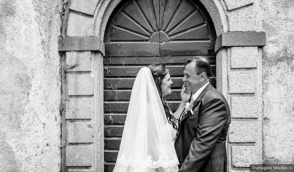 Il matrimonio di David e Giulia a Orta San Giulio, Novara