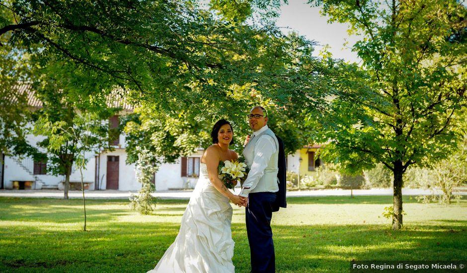 Il matrimonio di Roberto e Samanta a Parona, Pavia