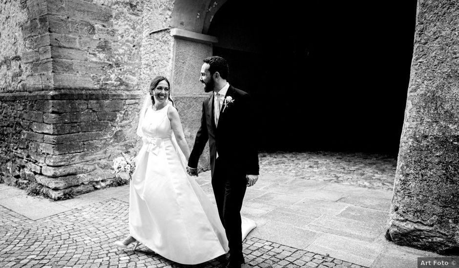 Il matrimonio di Aldo e Federica a Chiomonte, Torino