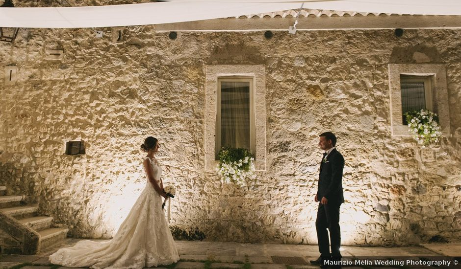 Il matrimonio di Francesco e Valeria a Ragusa, Ragusa