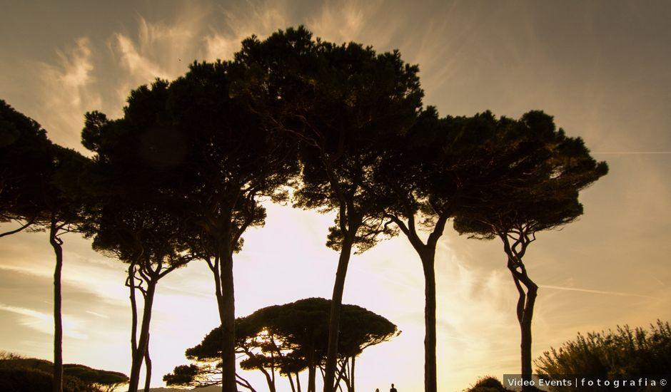 Il matrimonio di Daniele e Antonia a Campiglia Marittima, Livorno