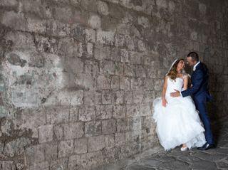 Le nozze di Tina e Giorgio