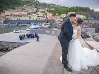 Le nozze di Agata e Vincenzo