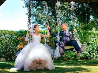 Le nozze di Giulia e Valentino