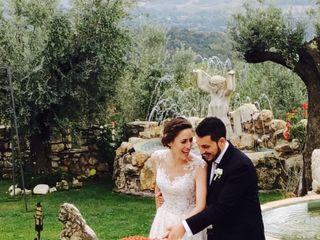 le nozze di Sofia e Leandro 1