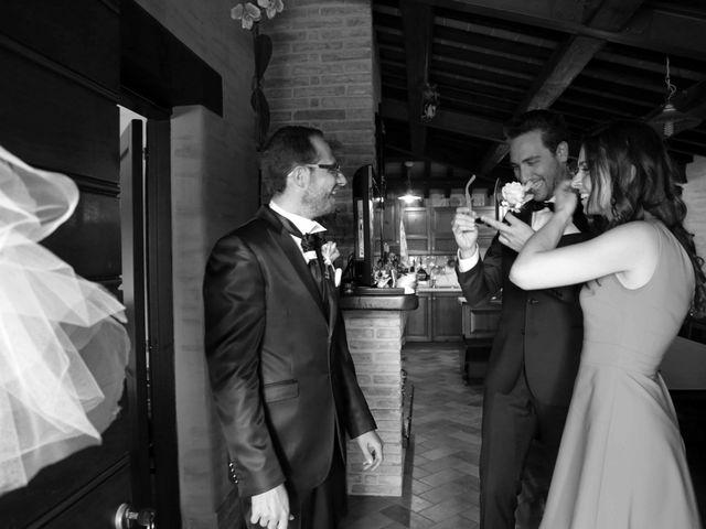 Il matrimonio di Giordano e Sara a Morrovalle, Macerata 5