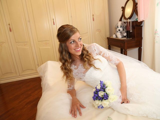 Il matrimonio di Giordano e Sara a Morrovalle, Macerata 8