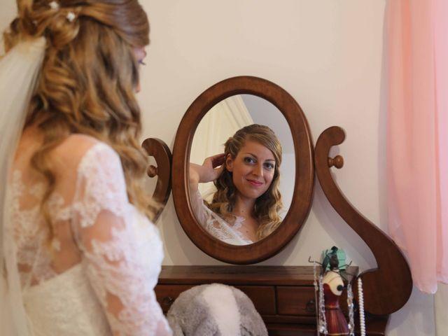 Il matrimonio di Giordano e Sara a Morrovalle, Macerata 9