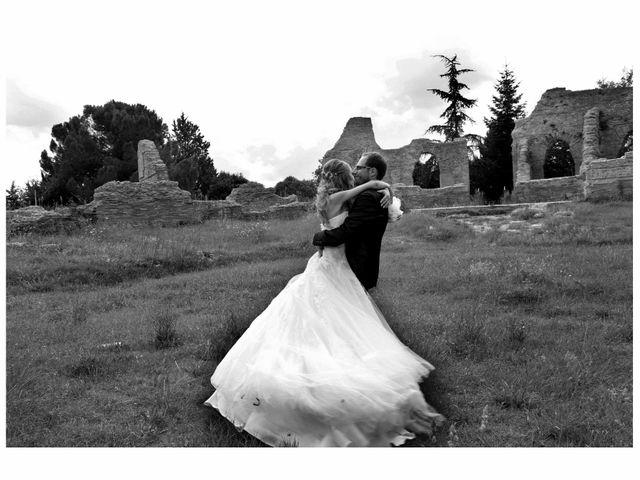 Il matrimonio di Giordano e Sara a Morrovalle, Macerata 1