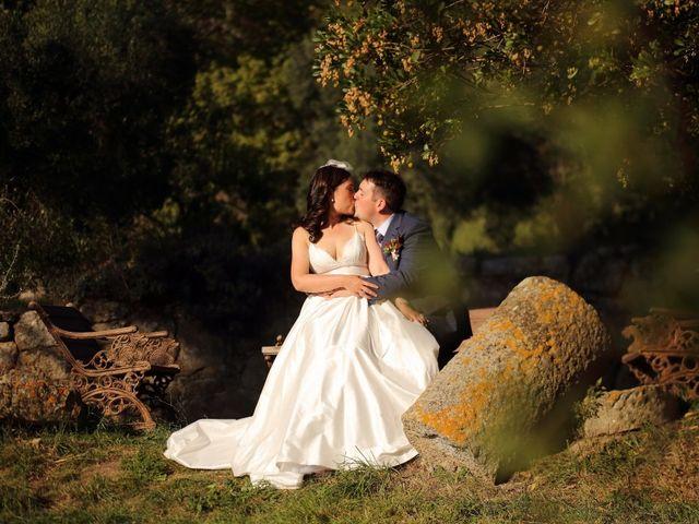 le nozze di Lisa e Trevor