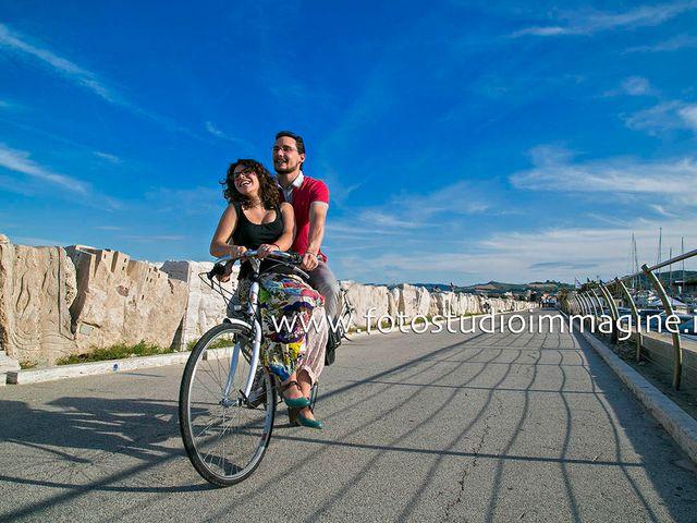 Il matrimonio di Nicola e Fulvia a San Benedetto del Tronto, Ascoli Piceno 1