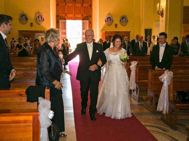 Il matrimonio di Nicola e Fulvia a San Benedetto del Tronto, Ascoli Piceno 17