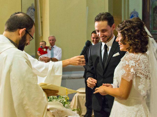 Il matrimonio di Nicola e Fulvia a San Benedetto del Tronto, Ascoli Piceno 21