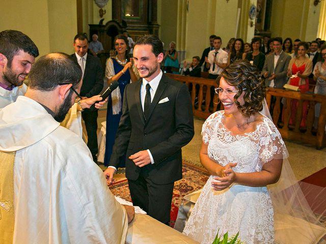 Il matrimonio di Nicola e Fulvia a San Benedetto del Tronto, Ascoli Piceno 22