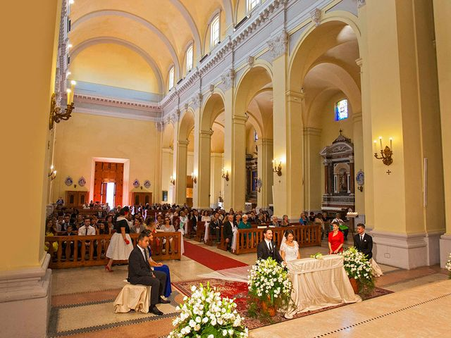 Il matrimonio di Nicola e Fulvia a San Benedetto del Tronto, Ascoli Piceno 25