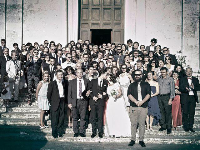 Il matrimonio di Nicola e Fulvia a San Benedetto del Tronto, Ascoli Piceno 29