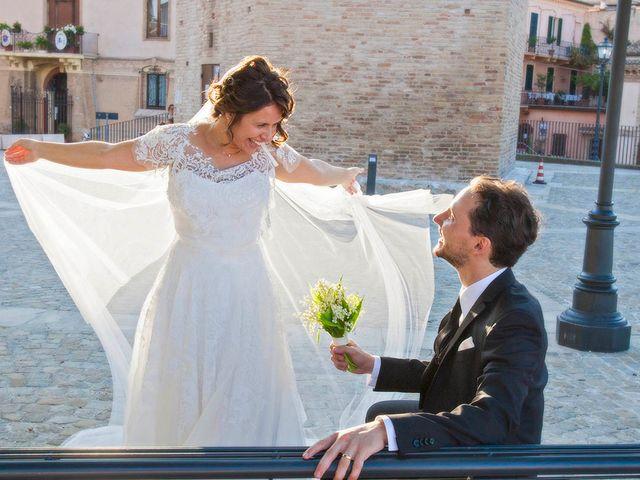 Il matrimonio di Nicola e Fulvia a San Benedetto del Tronto, Ascoli Piceno 32