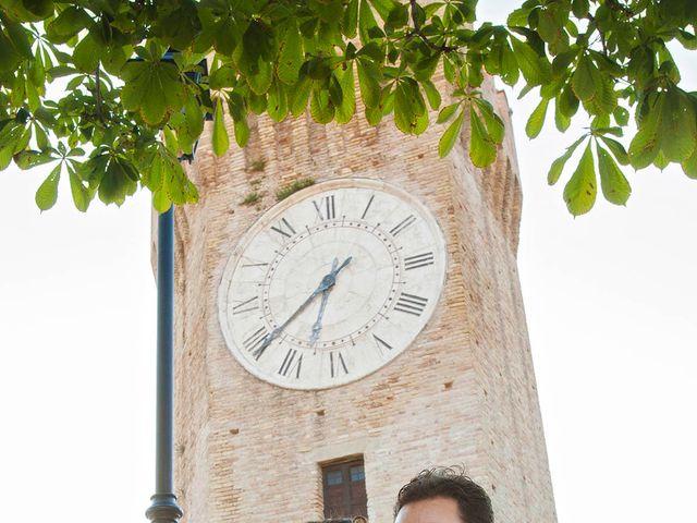 Il matrimonio di Nicola e Fulvia a San Benedetto del Tronto, Ascoli Piceno 33