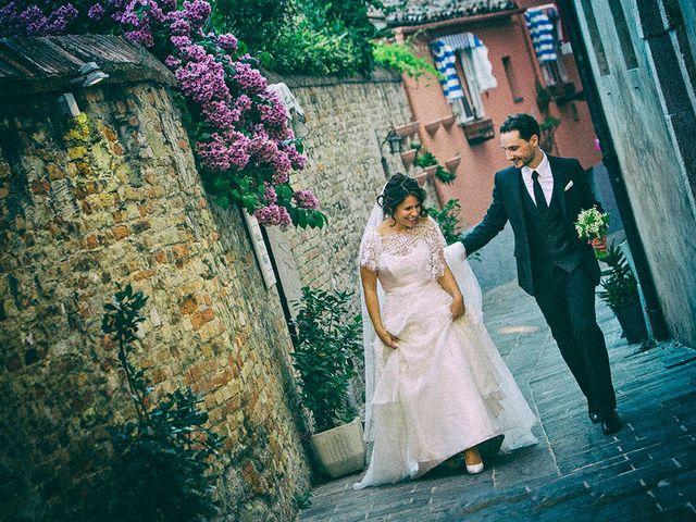 Il matrimonio di Nicola e Fulvia a San Benedetto del Tronto, Ascoli Piceno 37