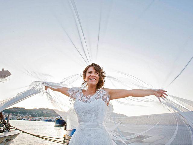 Il matrimonio di Nicola e Fulvia a San Benedetto del Tronto, Ascoli Piceno 50
