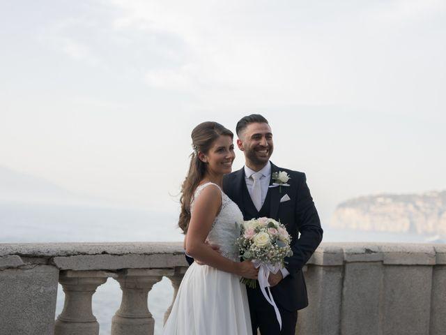 le nozze di Daniela e Theo